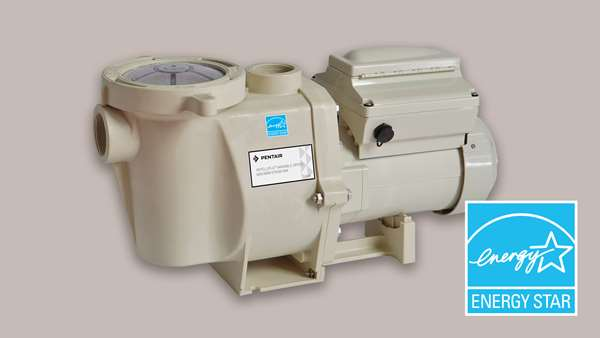 Pool pump product photo